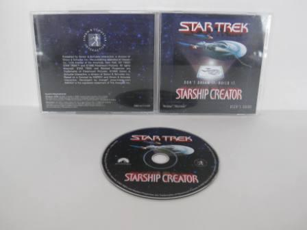 Star Trek: Starship Creator (CIB) - PC/Mac Game